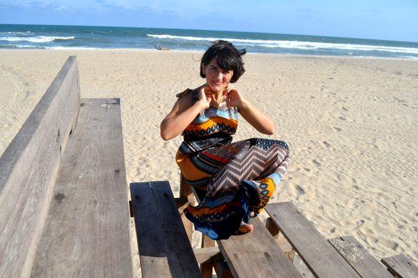 Elena in Ghana