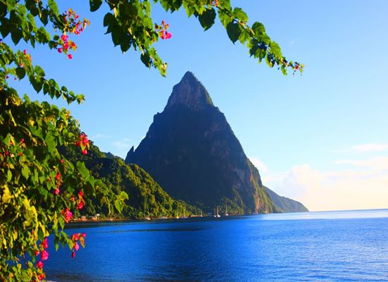 Soufriere Pic