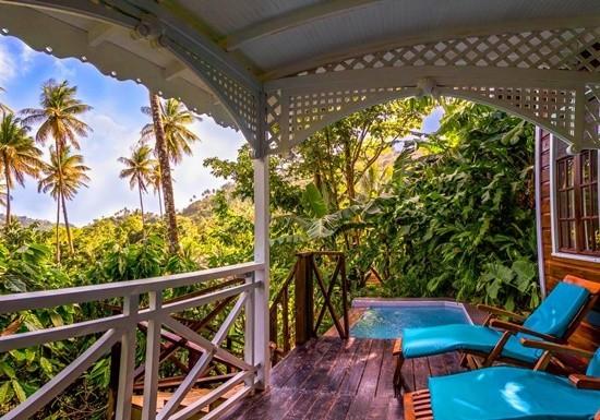 Boutique Travel Experts - Fond DouxPlantation Resort Saint Lucia