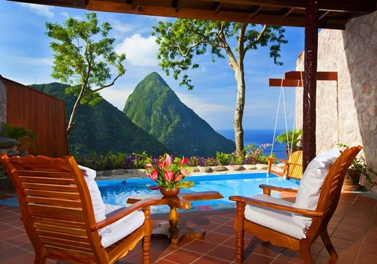 Boutique Travel Experts - Ladera Resort Saint Lucia