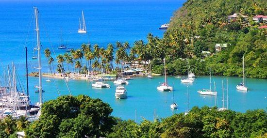 Boutique Travel Experts - Saint Lucia Marigot Bay