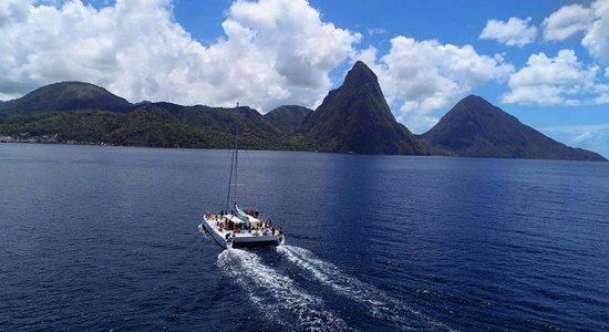 Boutique Travel Experts - Catamaran Saint Lucia