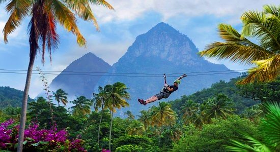 Boutique Travel Experts - Zip-lining