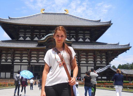 Calina in Osaka