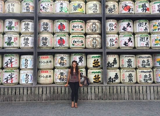 Calina in Tokyo