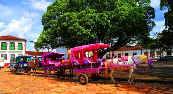 Carriage in Tiradentes