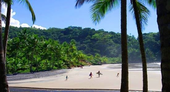 Itacaré is in Bahia, in Northeast Brazil. It is an up-and-coming vacation spot with amazing beaches, surf, capoeira and plenty of culture
