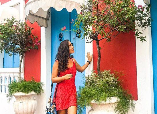 Sabrina in Dominican Republic