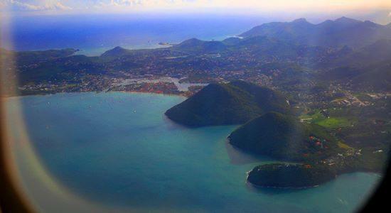 Saint Lucia Departure