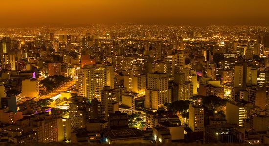 Sao Paulo metropolis is an alpha global city and the most populous city in Brazil