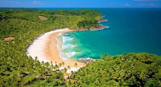 South of Bahia is famous for its glorious coastline and perfect weather